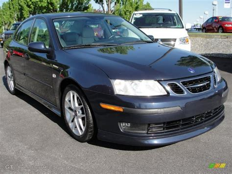nocturne blue metallic 2005 saab 9 3 arc sport sedan