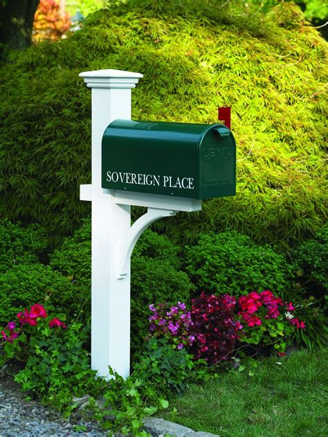 best mailbox 17 best ideas about mailbox post on mailbox