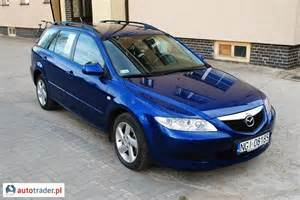 mazda 6 2 0 2004 technical specifications of cars