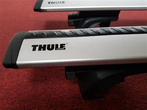 Thule Sweden Roof Rack by Thule Sweden Roofbars With Locks Fit Any Car With