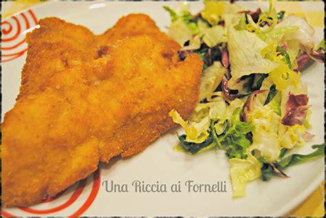 una riccia in cucina cotolette di pollo ricetta fritti una riccia ai fornelli