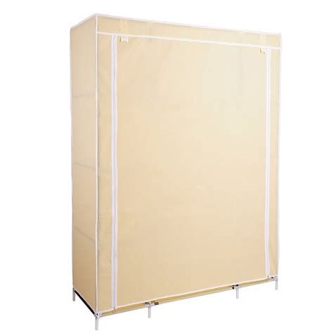 Wardrobe Portable by 50 Quot New Portable Closet Storage Shelves Colthes Wardrobe