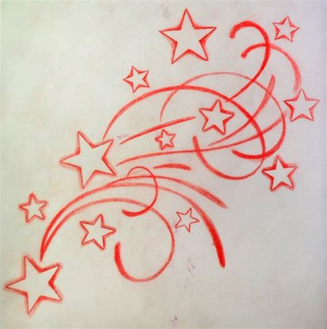 star and swirl tattoo designs 32 best swirl tattoos images on swirl