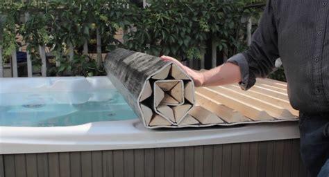 custom roll  hot tub cover
