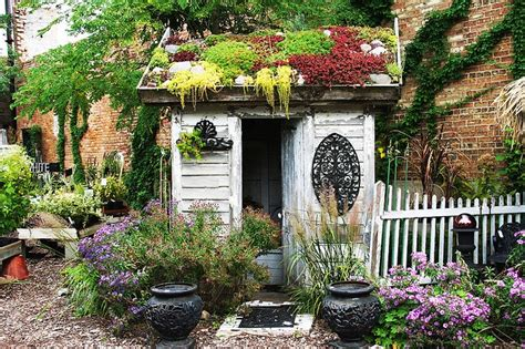 Living Roof Shed by Living Roof Shed Outdoors