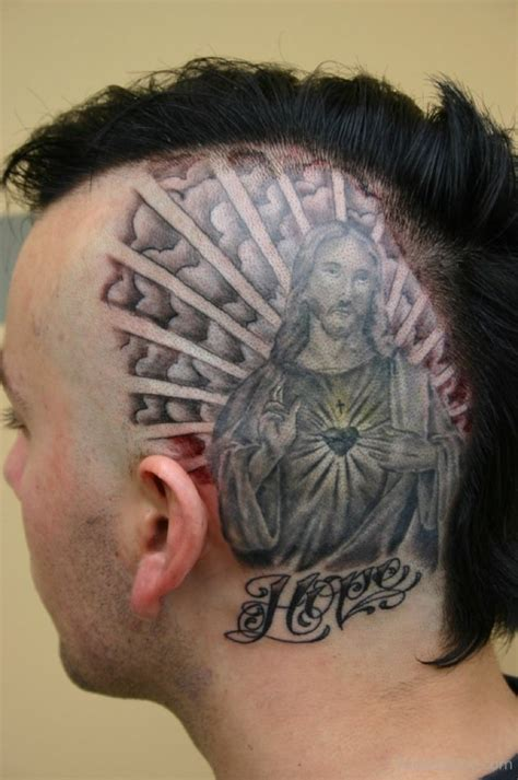 jesus head tattoo designs tattoos designs pictures page 2