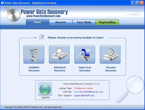 free full version undelete software power data recovery full version software with serial keys