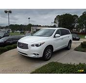 2013 Infiniti JX 35 In Moonlight White  318750 Autos Of