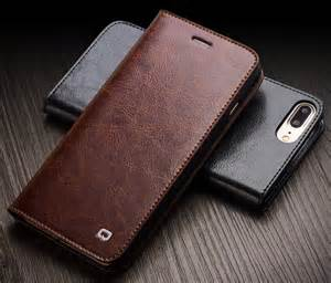 Iphone Handmade - qialino handmade leather for iphone 7 187 gadget flow