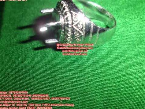 Ikat Emban Cincin Alpaka Grad A Motif 01 ikat emban cincin perak alpaka alloy grad a warna rodium motif zircon aneka model 1