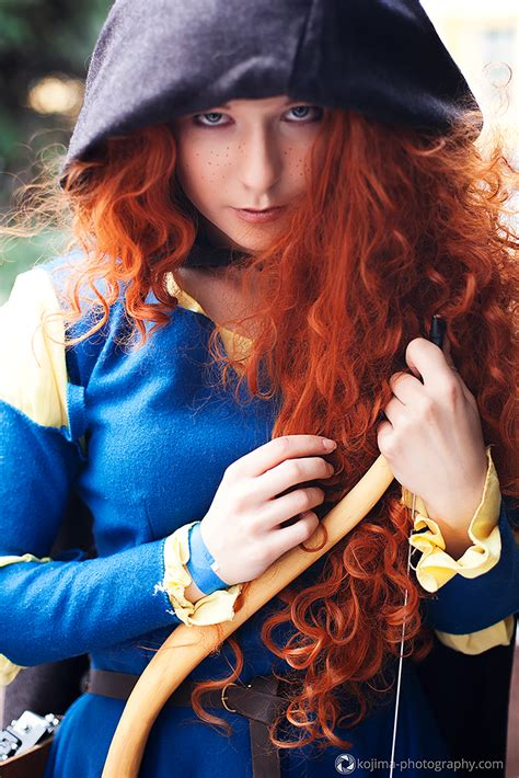 Merida Slayer merida by kinslayer13 on deviantart