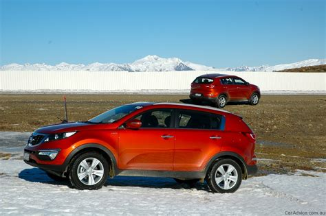Kia Sportage Used Review 2011 Kia Sportage Review Caradvice