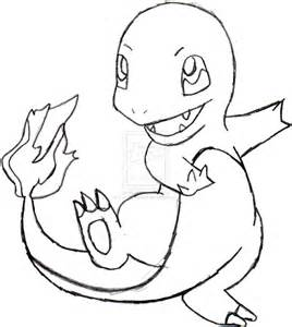 charmander coloring page charmander coloring pages images images
