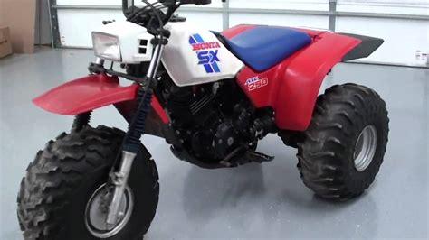 1986 honda 250sx 1986 honda atc250sx at d s shop