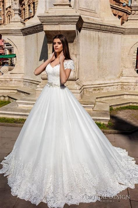 Dress Three Dress Angka 3 Dress 2 Warna new arrival illusion lace cap sleeve design 2016 v neck wedding dresses tulle applique