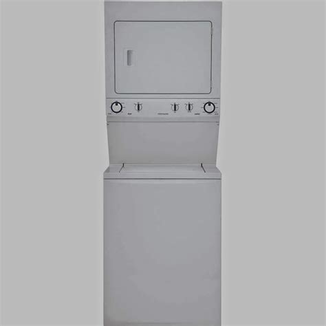 stackable washer stackable washer dryer frigidaire stackable washer dryer