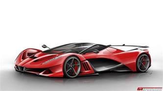 Future Ferraris Render Vision Concept Gtspirit