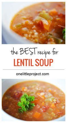 Https Pinchofyum The Best Detox Crockpot Lentil Soup Print 41824 by 1000 Ideas About Best Lentil Soup Recipe On