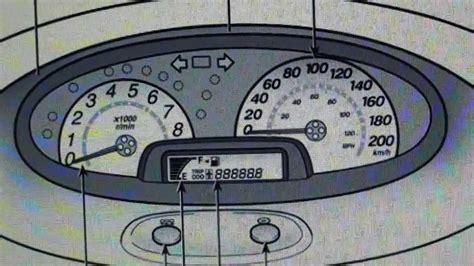 toyota yaris dashboard warning lights toyota yaris dashboard warning lights symbols what