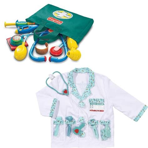 Fisher Price Kit Set fisher price kit and and doug doctor costume play set buy fisher