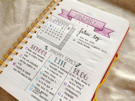 bullet journal ideas jillian s books bullet journals and love
