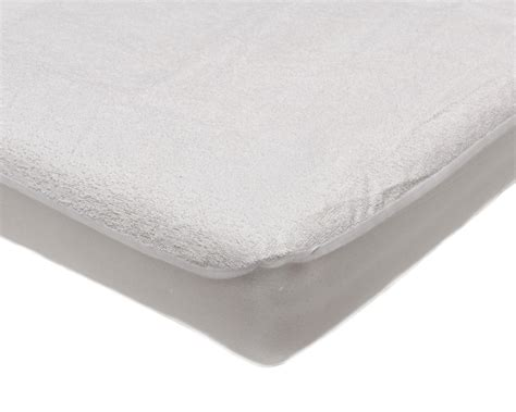 Waterproof Mattress Cover by Waterproof Soft Terry Towelling Fitted Mattress Protector