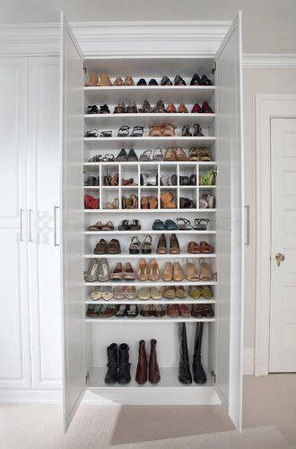 Shoes Wardrobe Cabinet by Best 25 Shoe Cupboard Ideas On Shoe Cabinet