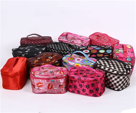 Travel Pouch Make Up Pouch Multifungsi Batik 02 new cosmetic bags travel makeup bag make up bags box organizer pouch clutch