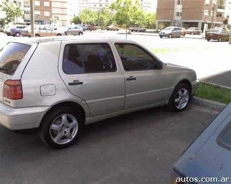 Auto Vw Gol 98 by Ars 26 000 Volkswagen Golf Mi 1 8 Con Fotos En La