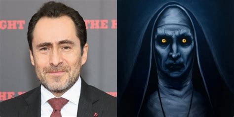 actor the nun the conjuring spinoff the nun grabs hold of oscar
