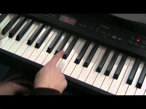 tutorial piano queen queen it s a hard life piano tutorial part 1