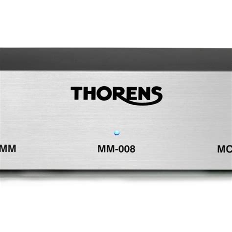 Thorens Mm 008 Thorens Mm 008 Mm Mc Phono Stage Disc House