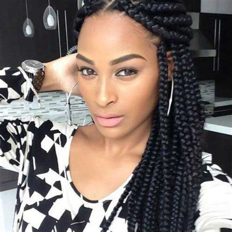 womens hairstyle the box style 15 hairstyles for black women with long hair hairstyles