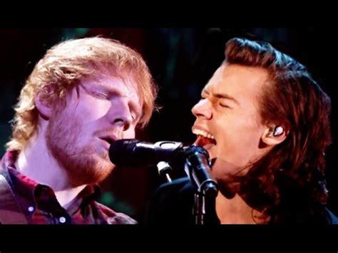 ed sheeran youtube playlist one direction ed sheeran rock bbc music awards video