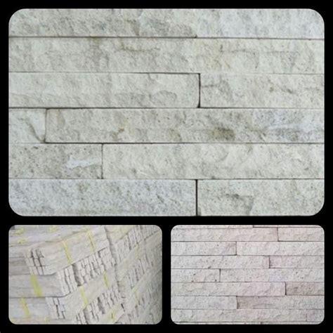 Jual Rockwool Lokal jual batu putih susun sirih batu palimanan putih susun