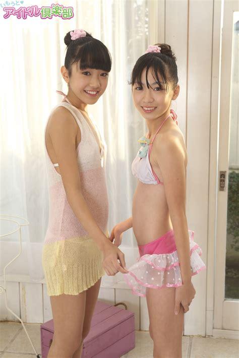 japanese junior models ayu makihara 牧原あゆ junior idol bikini cameltoe imouto