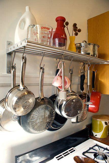 Ikea Pot Rack The 25 Best Pot Rack Ideas On Hanging Pots