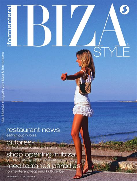 Töff Paradies by Ibiza Style 01 2010 By Pitiusa Media Group S L U Issuu