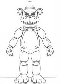 fnaf coloring page games fnaf toy golden freddy coloring page free printable