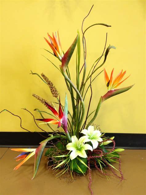 bird of paradise arrangement designed by arcadia floral tropical bird of paradise arrangement flower