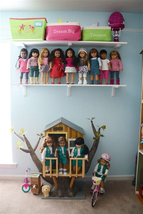 how to make an american doll room my american doll room american doll crafts