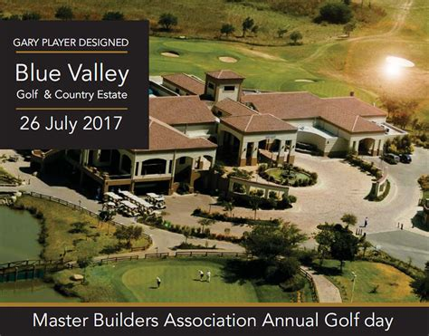 Golf Mba by Master Builders Association Annual Golf Day Mba