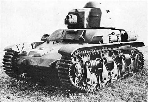 french renault tank renault r35
