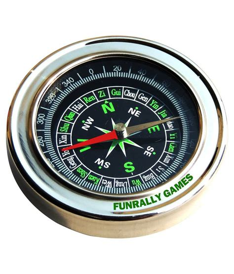 compass shortlisted for funrally magnetic compass silver buy funrally magnetic compass silver online at low price