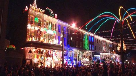 34th baltimore lights directions hden lights festival news weather sports breaking