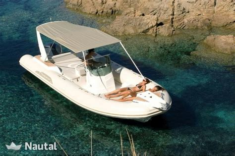 model boat club near me rib rent capelli tempest 770 in can pastilla mallorca