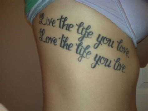 short quotes tattoos inspirational quotes for tattoos quotesgram