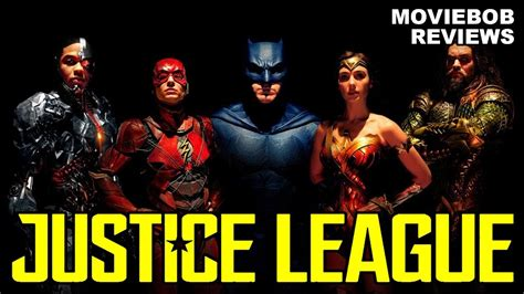 film justice league rating moviebob reviews justice league 2017 doovi