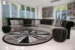 modern deco sofa bespoke curved sofa modern deco timeless interior