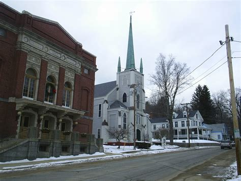 houses for sale orange ma orange ma orange massachusetts town hall church and historical society photo